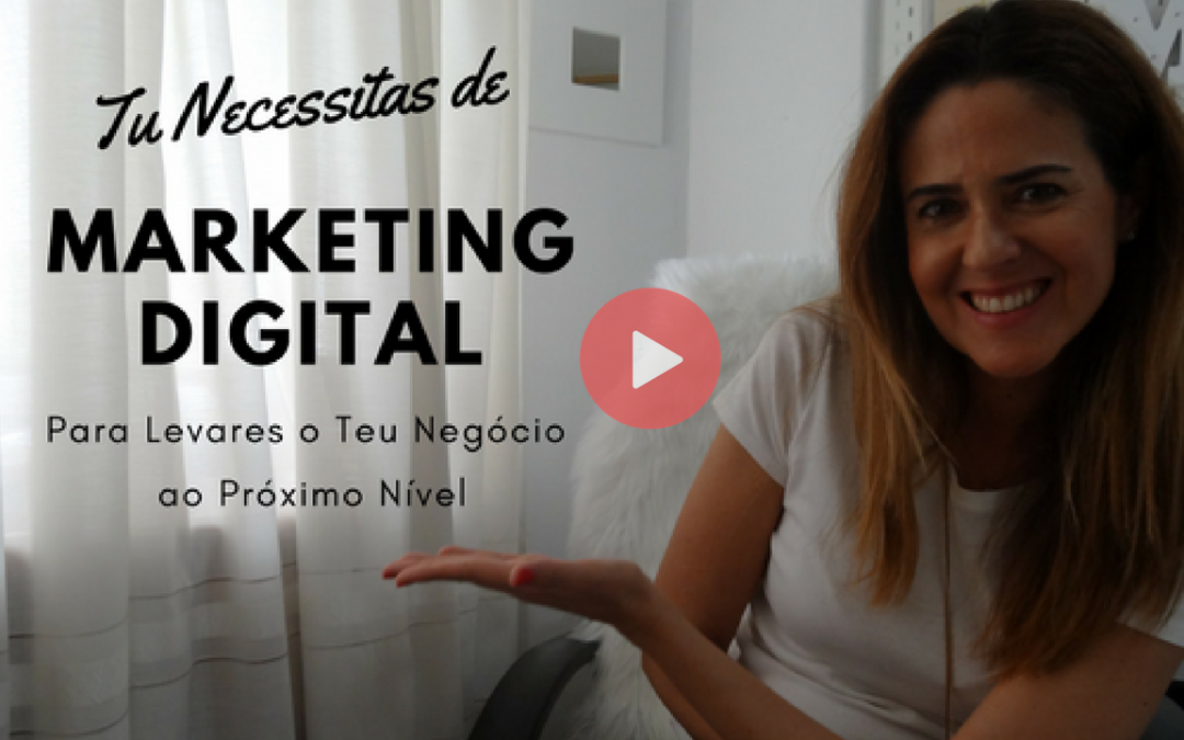 Tu Necessitas de Marketing Digital